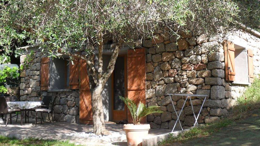 Maison 22 m2, avec piscine et jardin à ARBELLARA