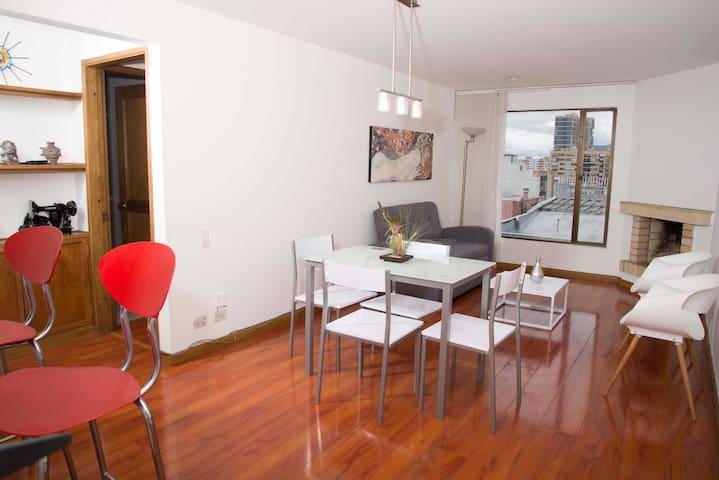 Cozy apartment, exclusive location!