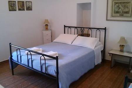 Παραδοσιακό πέτρινο σπίτι - Vessa - Bed & Breakfast
