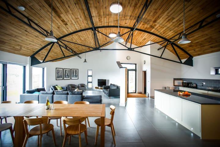 Cuckoo Croft Contemporary Barn