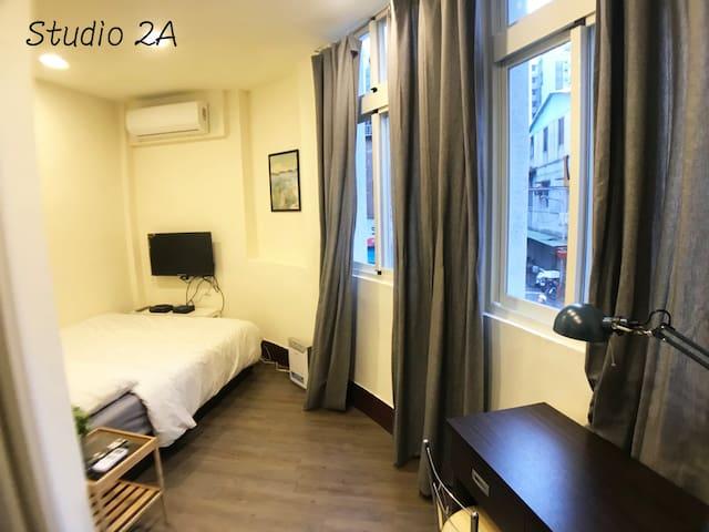 【寄寓-月租套房】南京復興館2A MRT Nanjin Fuxing Monthly Rental