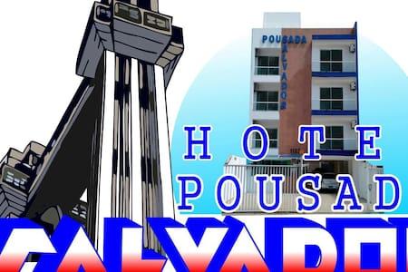 Hotel Pousada Salvador - Salvador - Bed & Breakfast