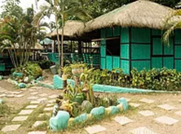 Nipa Hut  Langka ( 2 to 4 Guest )