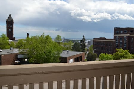 Charming Downtown Condo - Duluth - Appartement en résidence