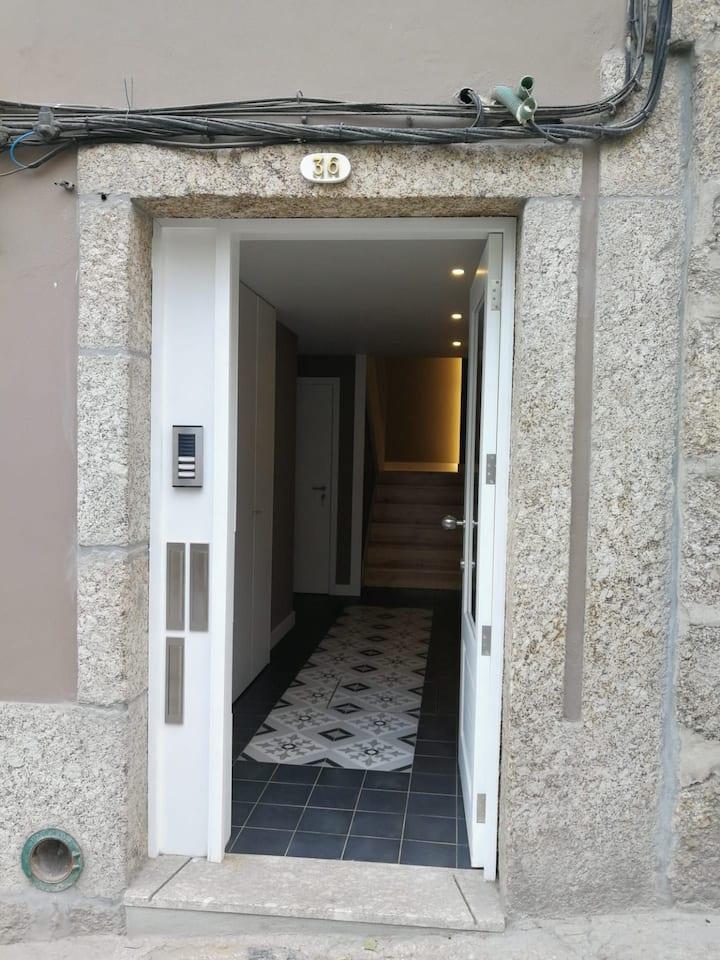 Apartamento, centro histórico Guimarães