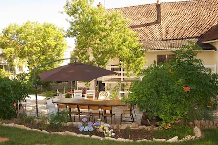 GITE DE CHARME - Villers-les-Pots - House