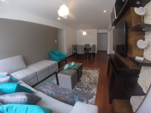 New apartment perfectly located in Miraflores
