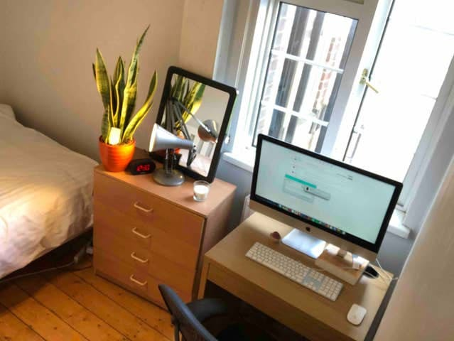 COSY AND CLEAN DOUBLE ROOM IN LEAFY CHISWICK