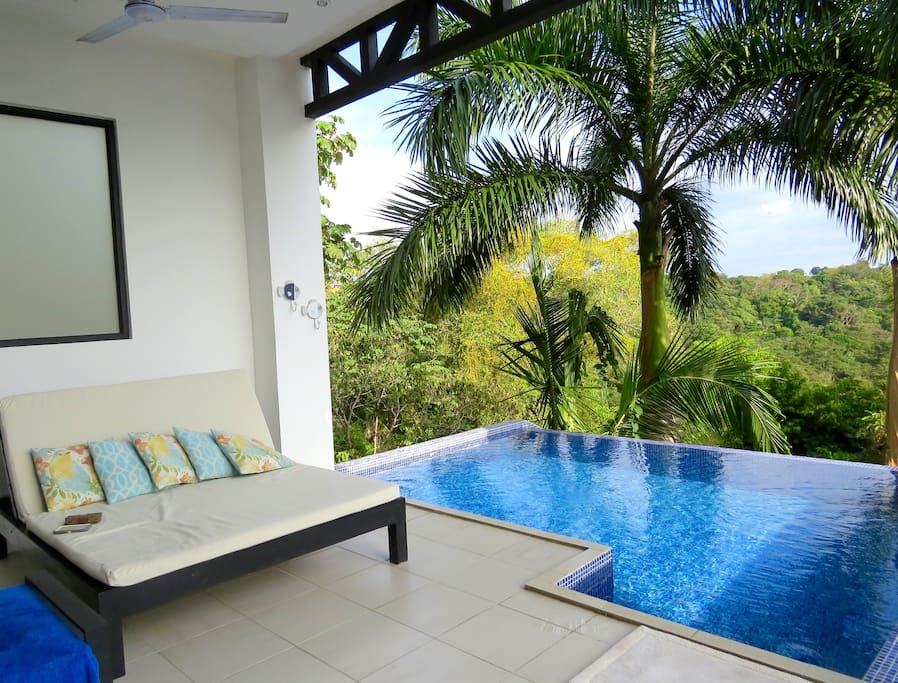 modern airbnb home with stunning ocean view costa rica