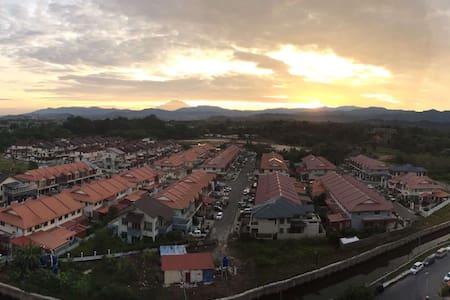 Putatan Platinium amazing view - Penampang - Apartamento