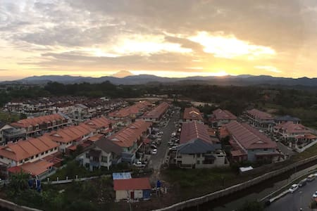Putatan Platinium amazing view - Penampang - Leilighet