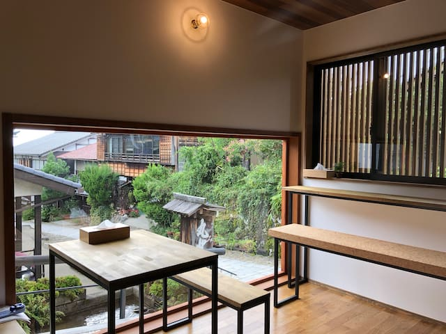 Japanese style room in Magome 9.94㎡ 和室A
