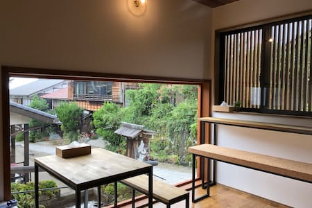 Mountain View Japanese style room 13㎡ 6.5畳B