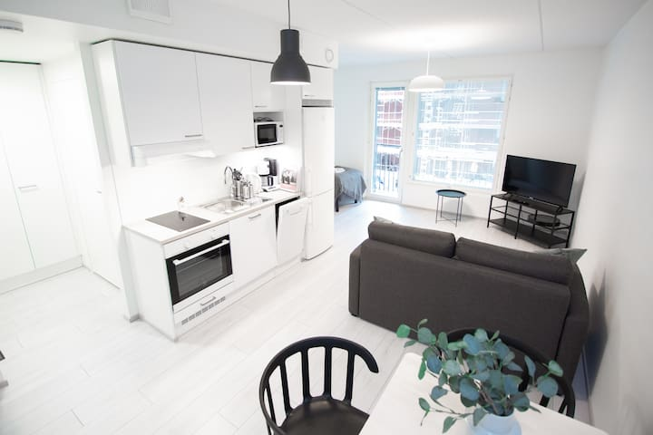 SSA Spot Premium Apartment Espoo Center