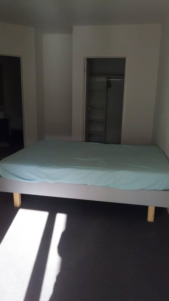 New apartment in a convenient location