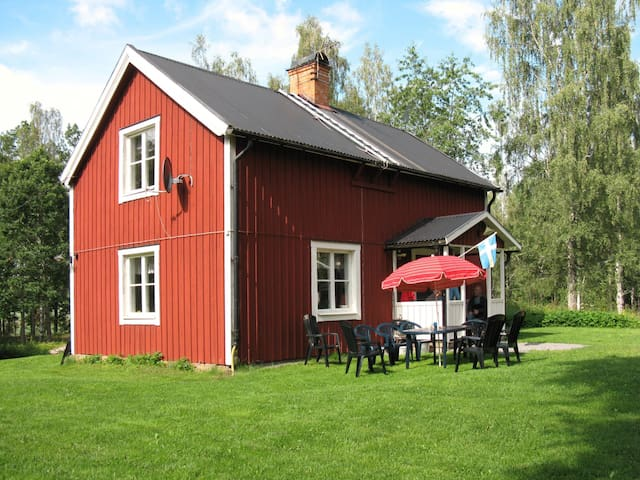 Holiday home Hjorted for 8 persons