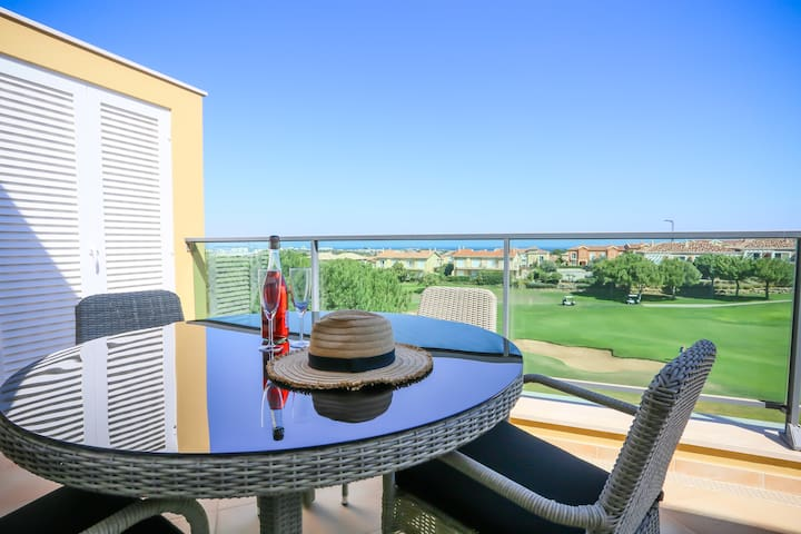 Modern apartment with Free pool&spa, Boa Vista