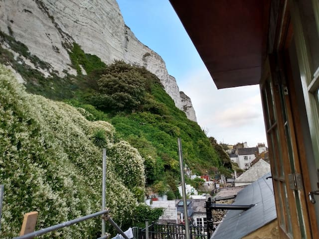 White Cliffs of Dover attic view 2