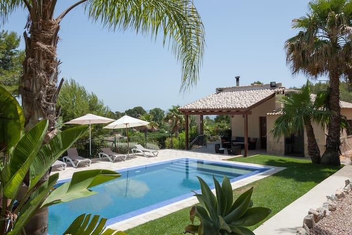Casa El Clavell a 10 minutos de Cullera - Corbera - Casa