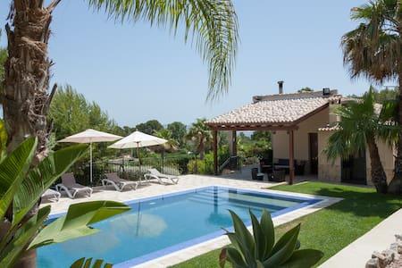 Casa El Clavell a 10 minutos de Cullera - Corbera