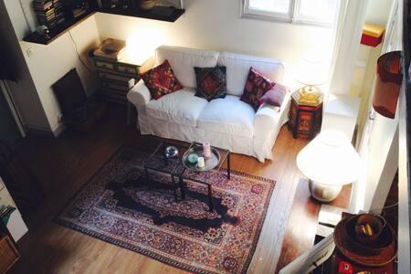 Coeur de Paris, studio confortable dans le Marais - Paris