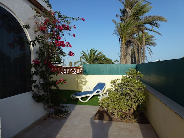 Bungalow in perfect location 2 bedrooms - Corralejo - House