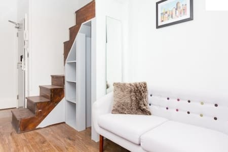 Spacious Maisonette 2 min walk to Hyde Park - London - Apartment