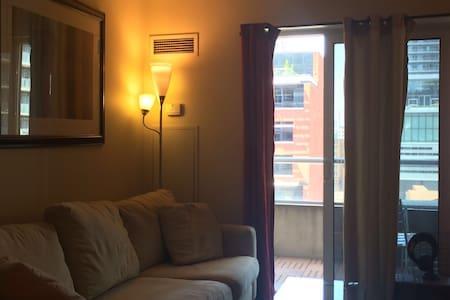 Modern one bedroom condo - King west (sharing) - Toronto