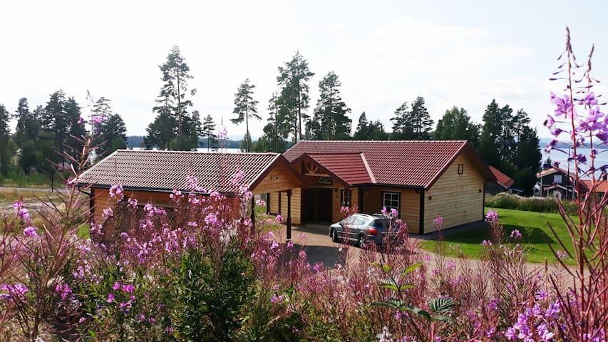 Orsa Lakeview, nybyggt 2018, mellan Orsa och Mora