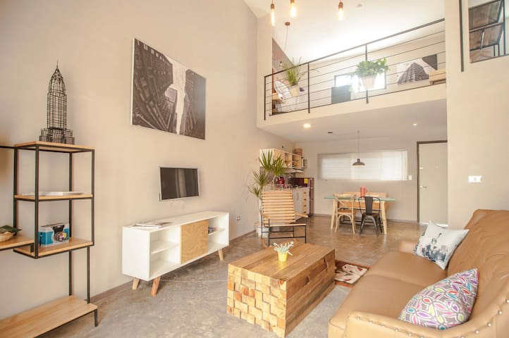 Design Loft,Simplemente Otro Nivel. SUITES509