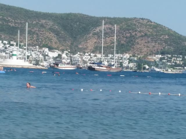Bodrum, Flamingo Country Club  to Daily Rental (D)