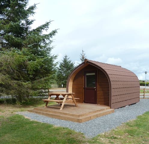 Brighouse Bay Holiday Park - Glamping Pod