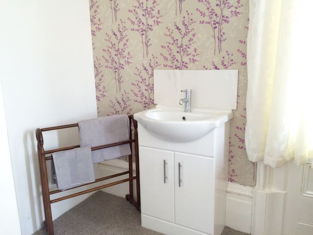 Charming rooms close to Cathedral, wonderful views - Lincoln - Hus