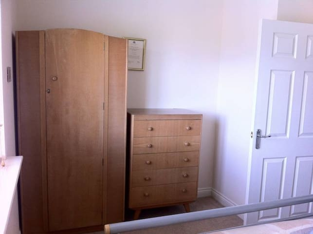 Double room in modern flat - Carlisle - Apartment
