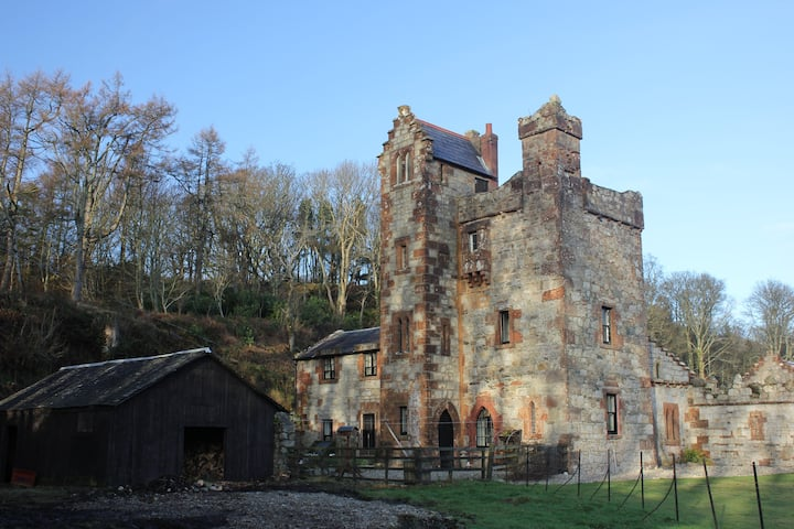 The Towers at Dougarie Estate