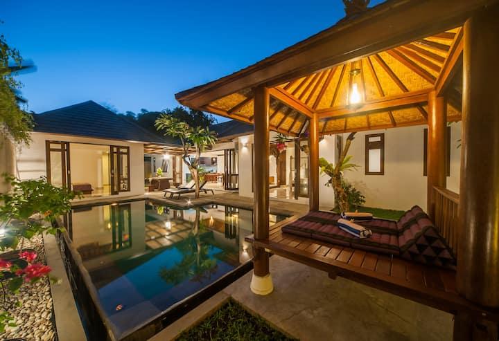New Open! ★ Nice Two BedRoom Turiya Villa Sanur
