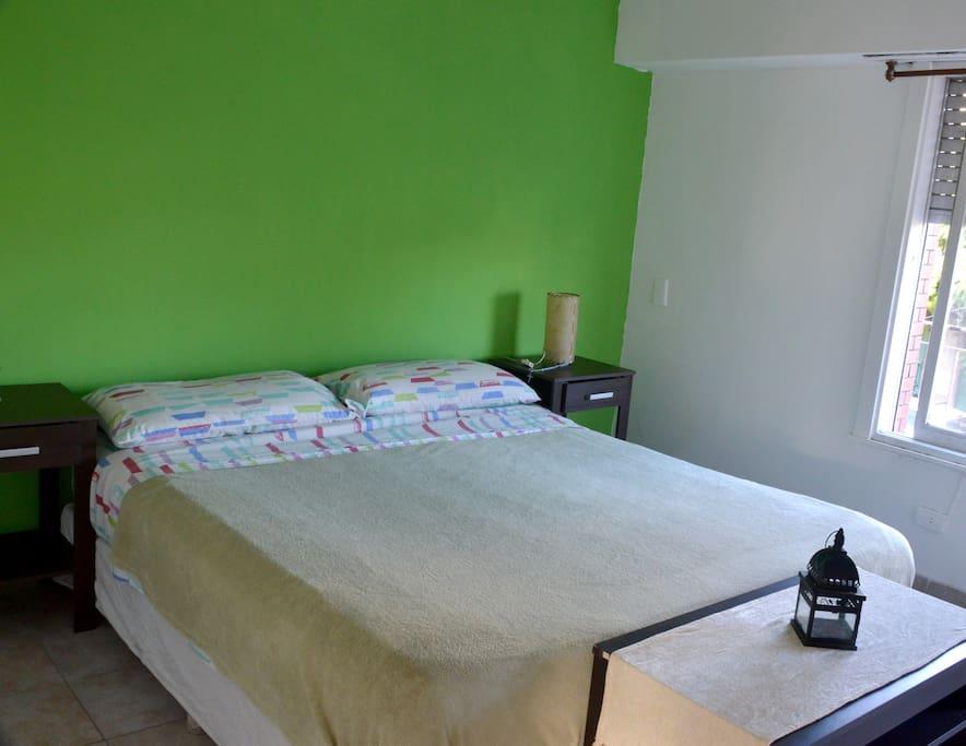 Habitación principal - Main Room