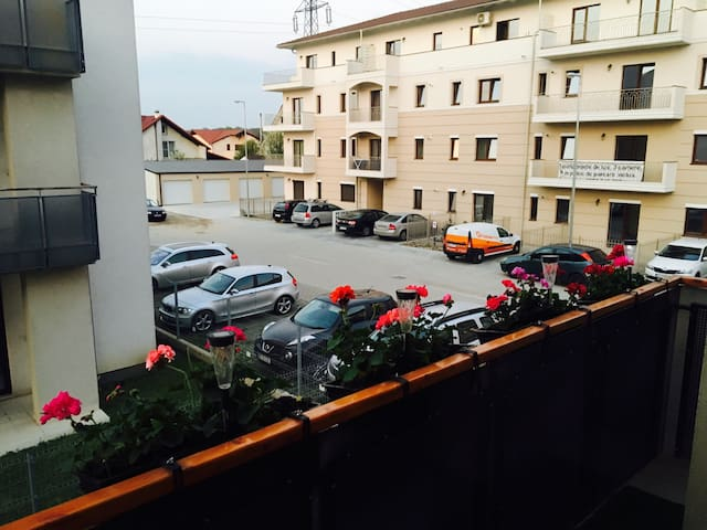 Lovely studio  close to Iulius Mall - Dumbrăvița - Apartemen