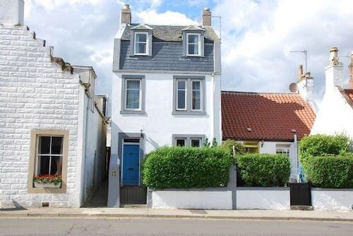 3 storey Townhouse near beach - Earlsferry - House