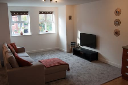 Bolton Luxury Apartment close to town centre
