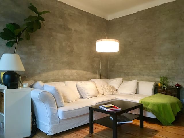 The most comfortable sofa in the world - don't take my word for it, come check it out: you won't want to get up :)
