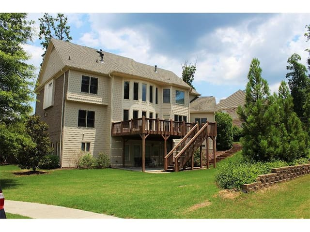 Big beautiful home 30 minutes from Atlanta GA!
