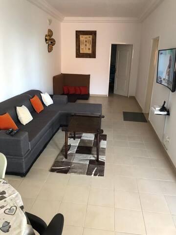 Superbe Appartement aux Mamelles