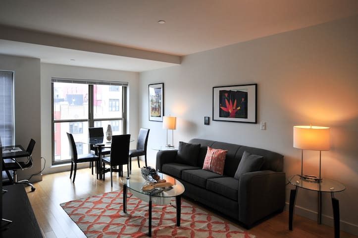 1085 Boylston St. ARTlab, 1 Bed Apt, Boston