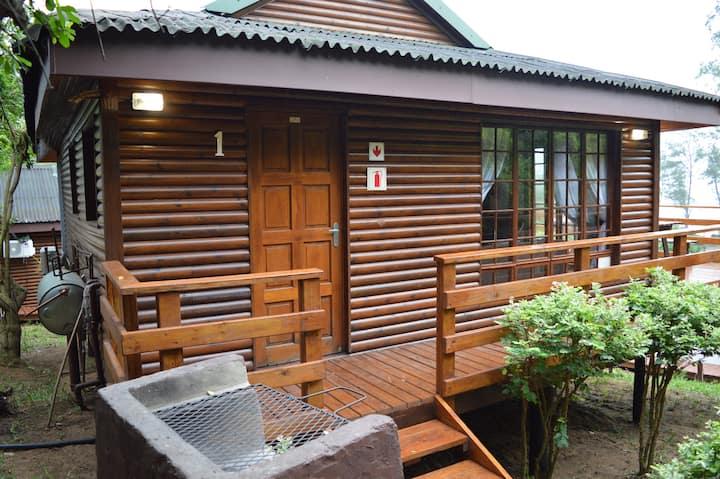 Leomar-Ponta do Ouro Sea View Lodge T2 chalet 1