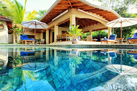 Sky Ranch on Playa Hermosa - 6BR Home + Private Pool