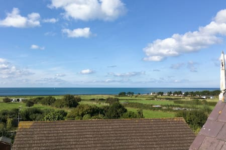 Modern Flat Near The Sea - Llan-non - Apartament