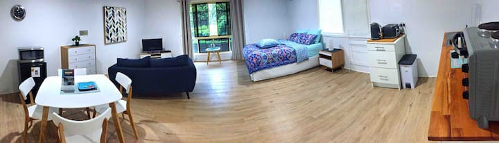 Large studio room close to Theme Parks