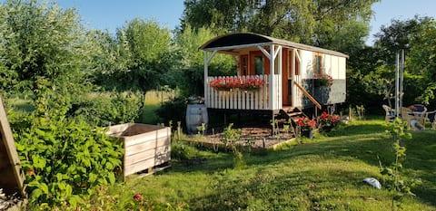 Het luxe hippie gevoel. Peace, Love en Zeeland!