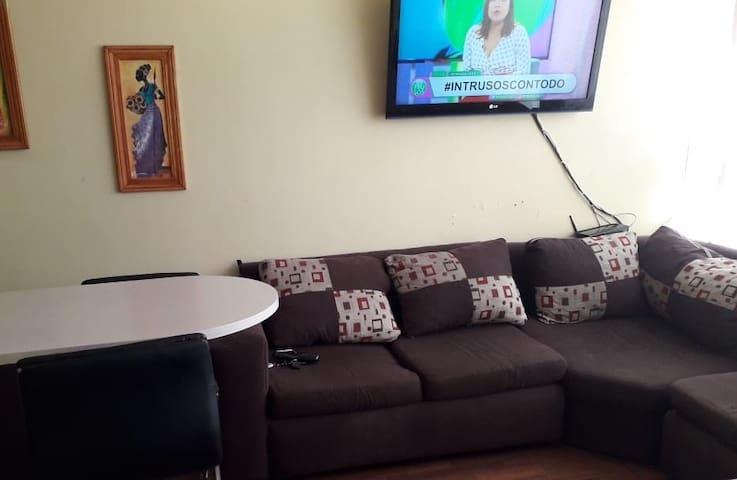 DPTO HOME STUDIO, HASTA 3 PERSONAS, POR DÍA O MES